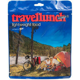 Travellunch Outdoor Meal 10 x 125g, Carbonara with Ham